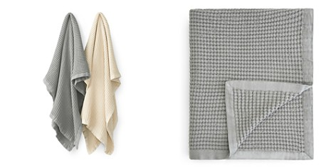 Oake Waffle Throw - 100% Exclusive - Bloomingdale's_2
